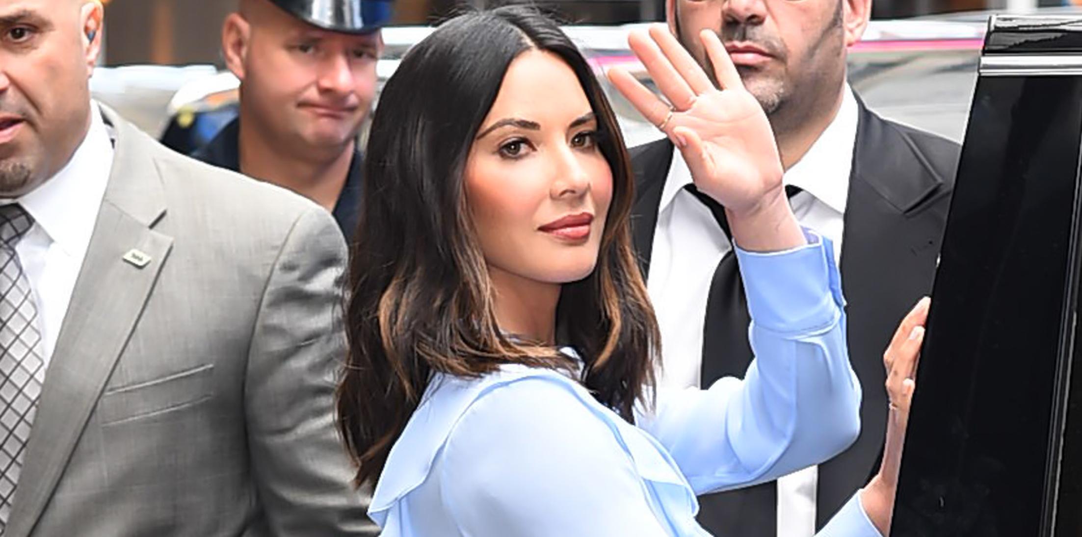 Celebrity Sightings in New York City – September 19, 2017