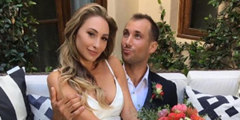 Marcus grodd marries ally lutar wedding details hero