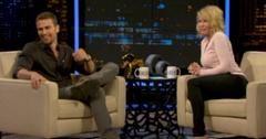 Theo James on Chelsea Lately with Chelsea Handler