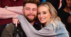 Lauren Bushnell Chris Lane Basketball PP