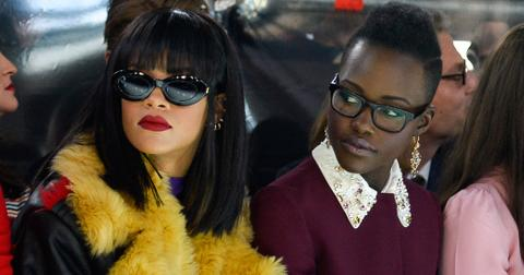 Rihanna Lupita Nyongo Movie Twitter Long