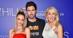 Brody Jenner, Linda Thompson, Kaitlynn Carter