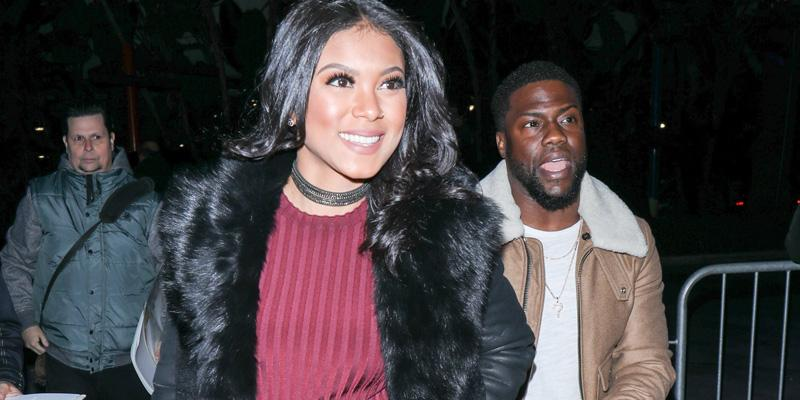 Kevin hart changing diapers