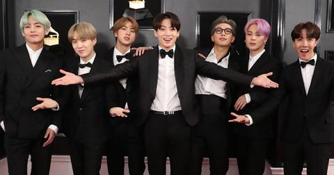 61st Annual Grammy Awards, Arrivals, Los Angeles, USA - 10 Feb 2019 bts breaking up
