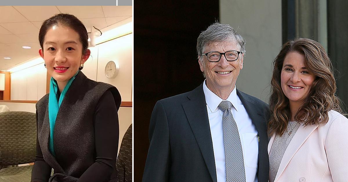 bill melinda gates interpreter denounces rumors responsible billionaire couple divorce