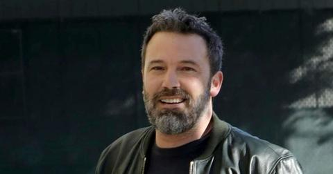Ben Affleck  Photos After Weinstein Scandal Speaks Out hero