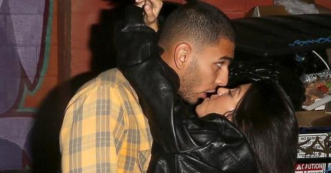 Younes bendjima pda kourtney kardashian