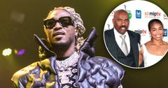 Future Faces Backlash Over Steve Harvey Lyric In 'Life Is Good (Remix)'