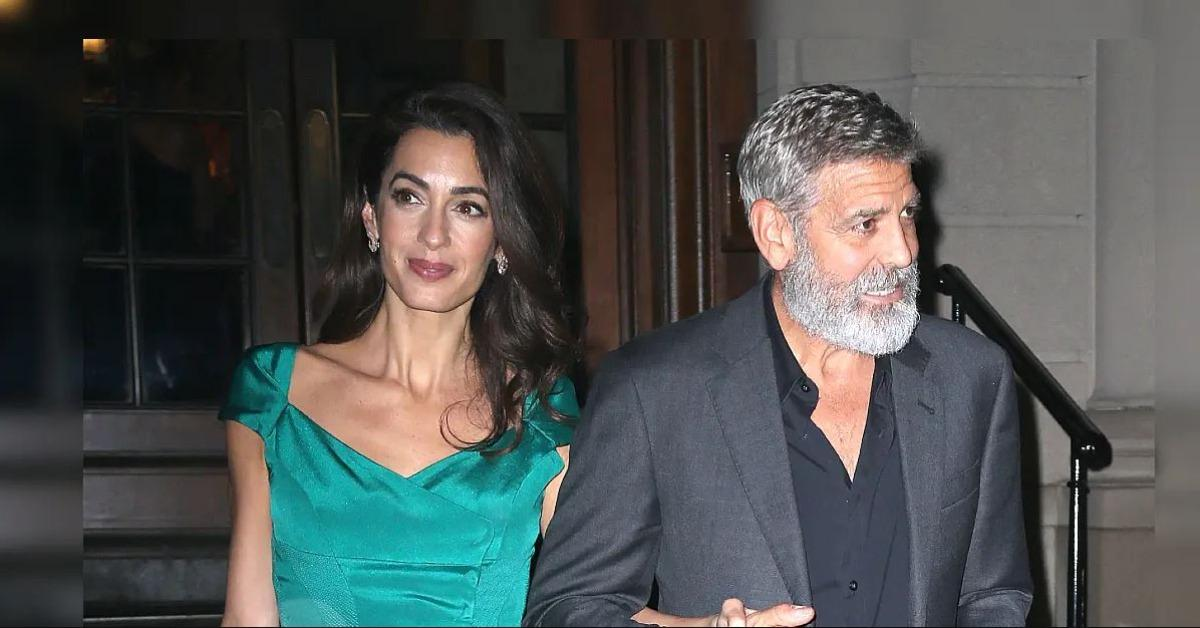 Expecting And Excited! George & Amal Clooney A 'United Front' Despite Marriage Struggles, Looking Forward To New Bundle(s) Of Joy, Spills Insider George-amal-clooney-united-front-marriage-struggles-new-baby-insider-source-1627509255796