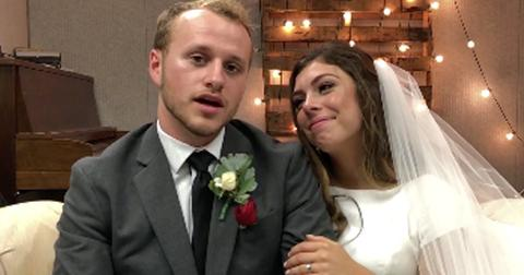 Josiah duggar lauren swanson wedding secrets revealed hero