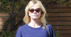 Exclusive… Melanie Griffith Stops By A Medical Building In Beverly Hills