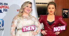 Kelly Clarkson's Body Transformation In 10 Photos
