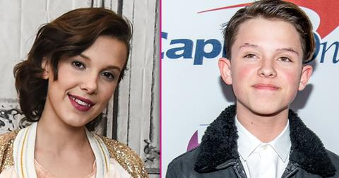 Millie bobby brown dating jacob sartorius hero