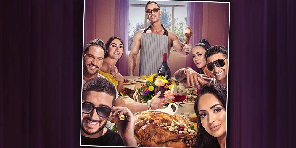 Revealed: Secrets From The Jersey Shore Family Vacation