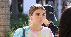 Olivia Jade Gianulli enjoys lunch in Beverly Hills