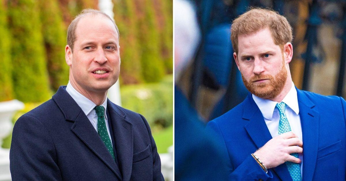 prince william prince harry will not walk together prince philip funeral