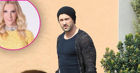 Maksim Chmerkovskiy Does Some Shopping In Beverly Hills