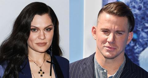 Channing Tatum Jessie J dating