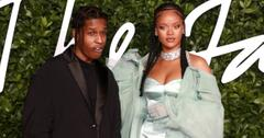 A$SAP Rocky and Rihanna