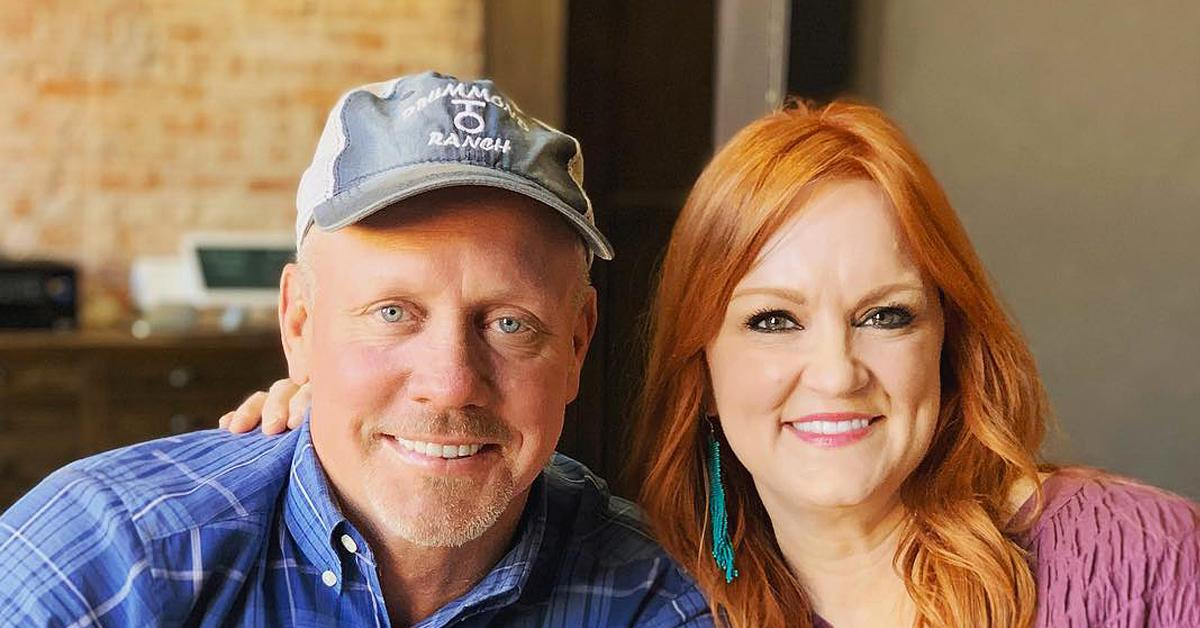 the pioneer woman ree drummond husband ladd hit a rough patch