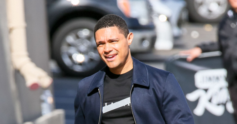 trevor-noah-minka-kelly-spotted-together