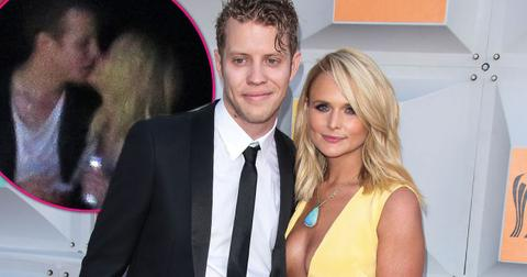 Miranda Lambert Boyfriend Anderson East Kissing Photos