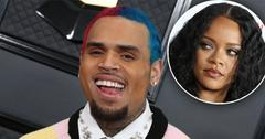 Chris Brown Flirts With Rihanna After Hassan Jameel Breakup