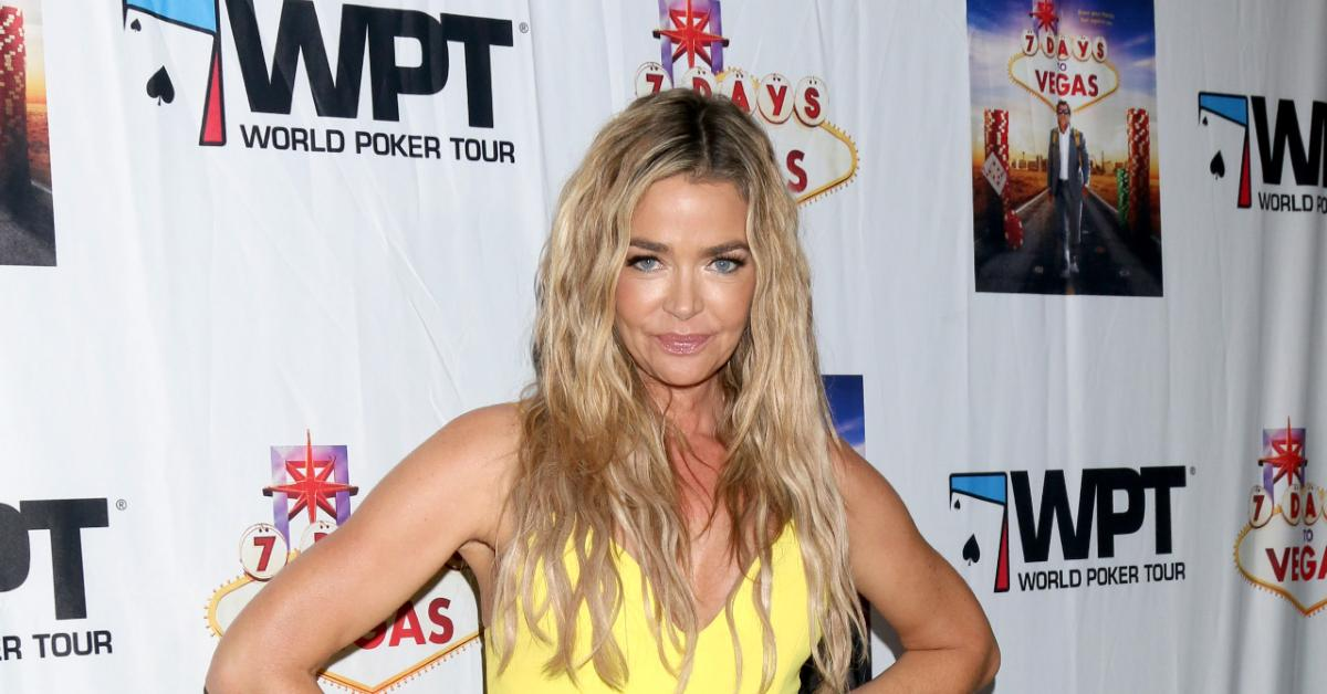 reality bites denise richards having second thoughts about leaving real housewives of beverly hills