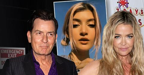 Charlie Sheen & Denise Richards' Daughter Sami Goes Viral On TikTok