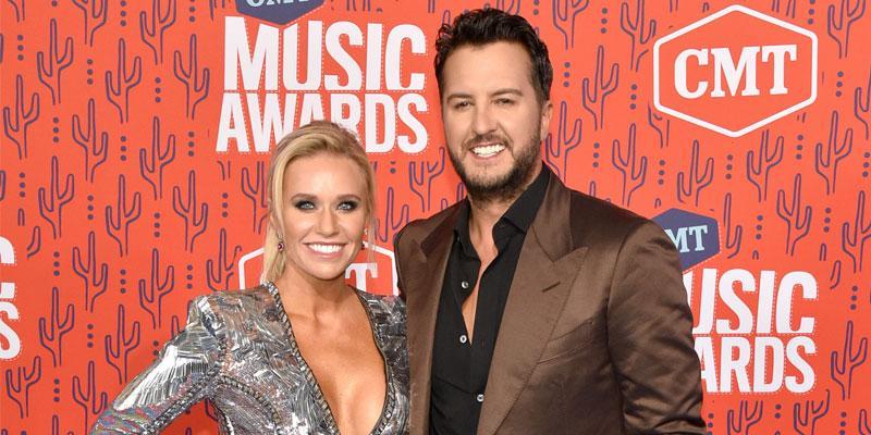 Luke Bryan & Wife Caroline