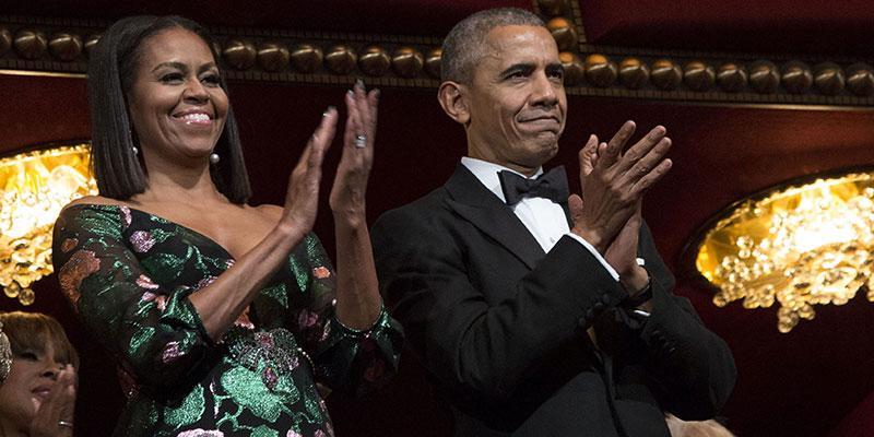 Michelle barack obama national portraits main