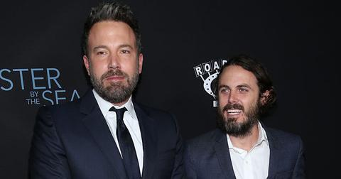 Ben Affleck Brother Casey Manchester Sea Long