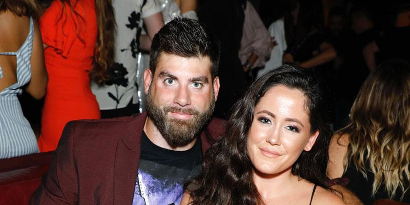 Jenelle Evans And David Eason At Event Restraining Order