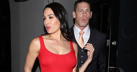 John cena opens up about failed marriage