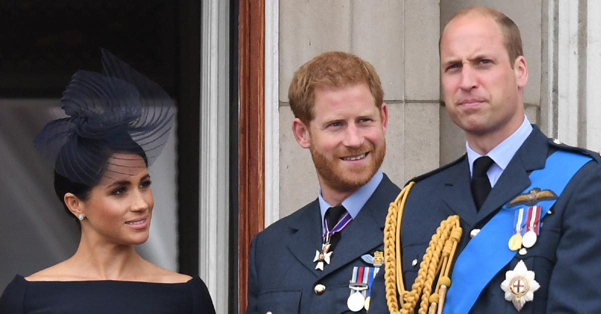 prince harrys decision to step down as a senior member of the royal family caused a rift between him and his brother prince william but sources claim that the brothers are determined to fix their strained relationship while the duke
