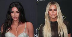 kim kardashian revenge body khloe kardashian kanye west divorce drama rages on