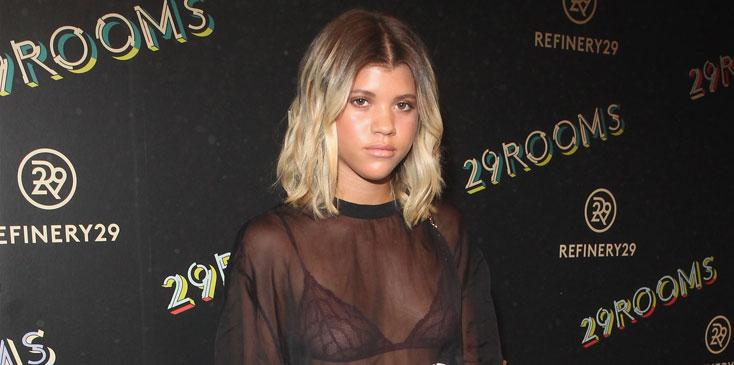 Sofia richie nicole richie celeb siblings long