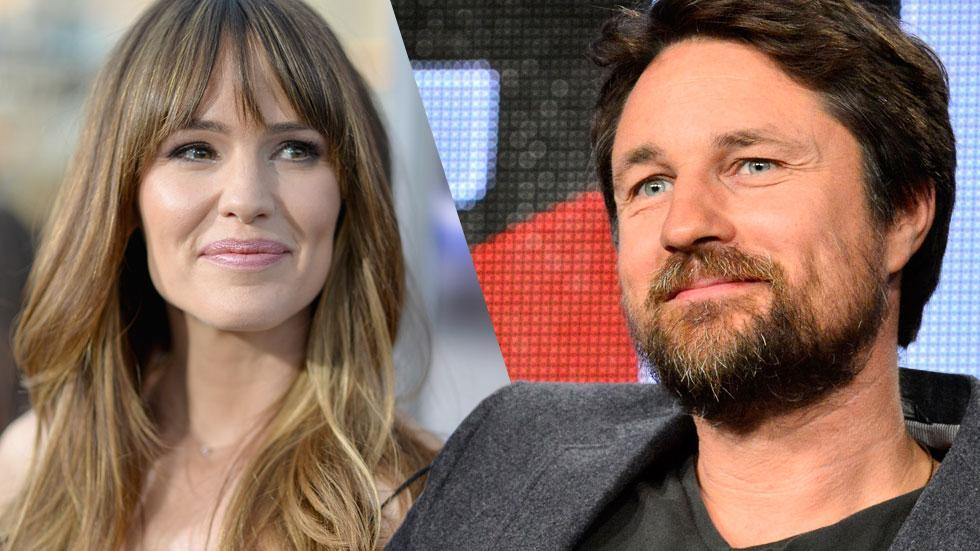 Jennifer garner rebound martin henderson ben affleck divorce