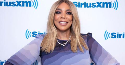 Wendy Williams Poses On Red Carpet Sobriety Struggle