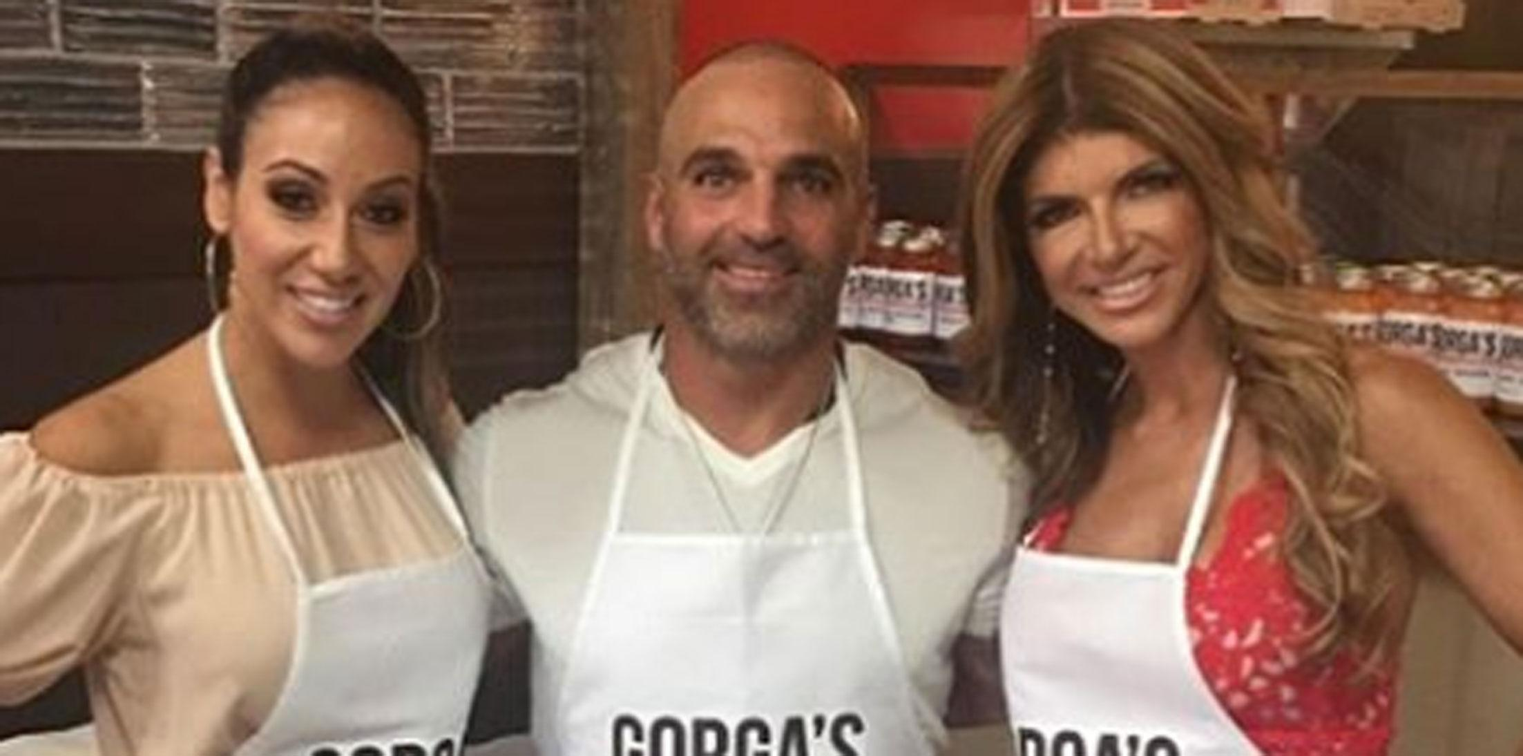 Teresa Giudice Gorgas Italian Restaurant New Jersey Long