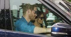 meghan markle prince harry return kensington palace after wedding pics pp