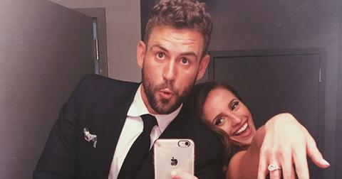 Nick Viall Bachelor Vanessa Grimaldi Engaged Long