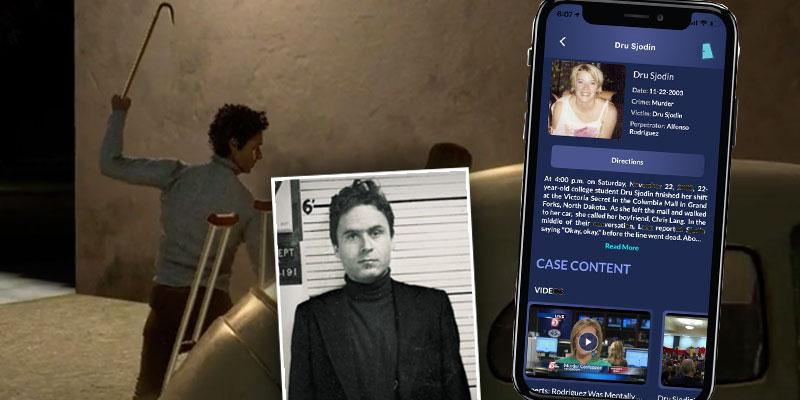 Details About CrimeDoor App: 'Opens The Door' To Real Crime Scenes