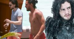 Kit Harrington Shirtless Body Abs Naked Jon Snow