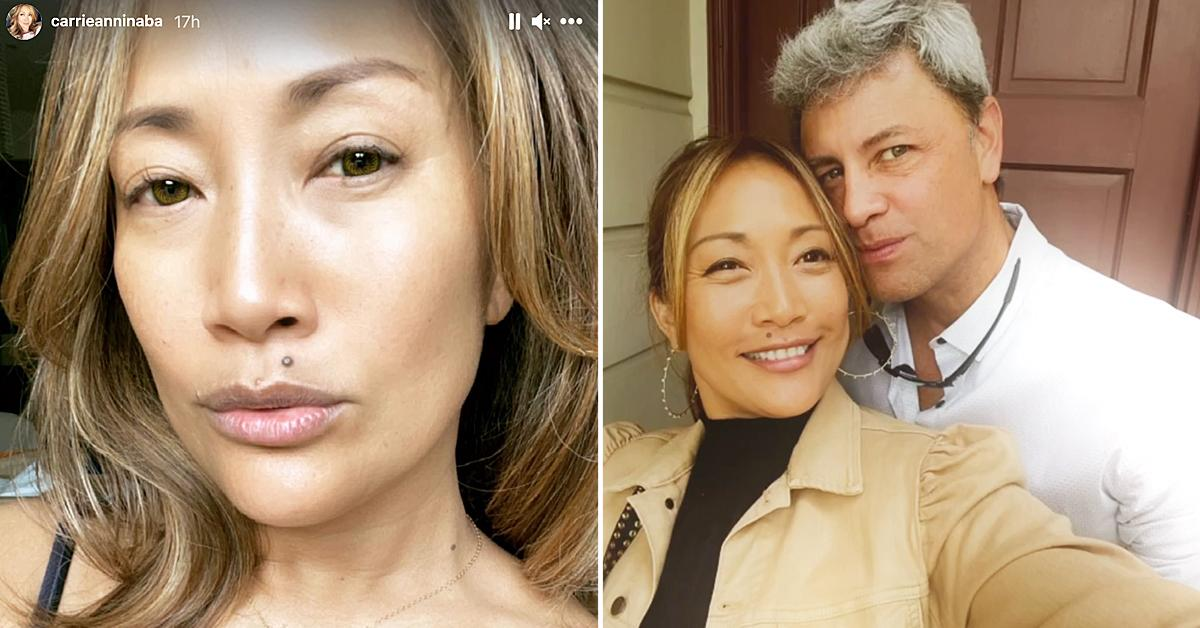 arrie ann inaba single fabien viteri call it quits ok