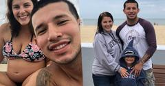 Javi marroquin instagram girlfriend lauren pregnant vacation photos