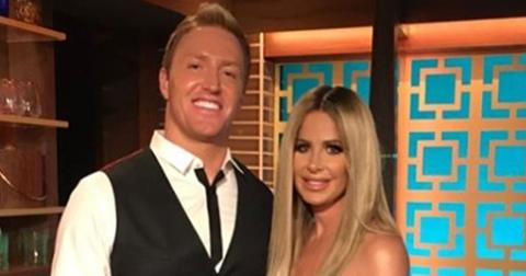 Kim Zolciak Topless Vow Renewal Wedding Photos Long