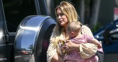 Hilary Duff & baby