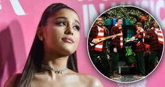Ariana Grande SNL Skit PP