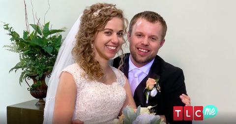 John david duggar wife abbie burnett wedding getaway airplane pp